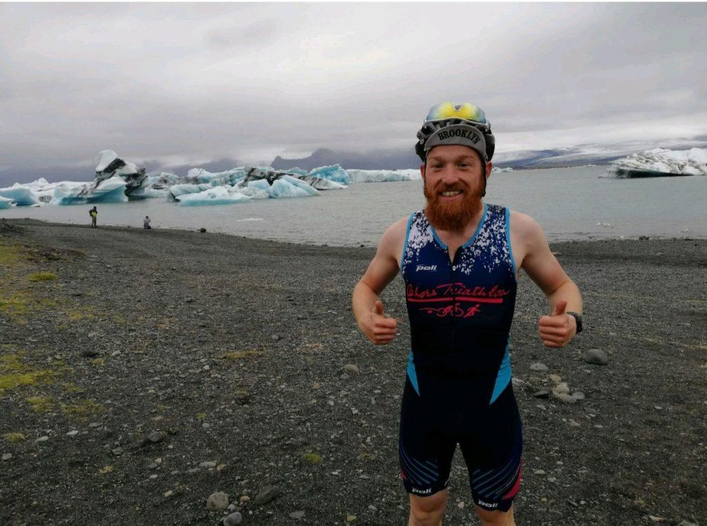 Justin Wolf Training Iceland